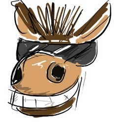 fbx_cool ass donkey 400x417