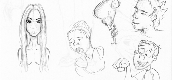 fbx_pencil sketches 600x280