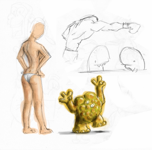 fbx_rendered pencil sketches 2 600x592